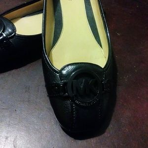 Michael Kors Shoes - Michael Kors Black Ballet Flats sz.7.5
